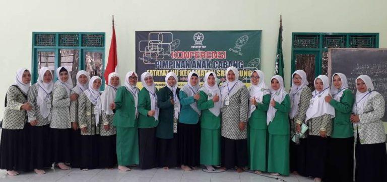 Fatmawati Nurul Iffati Kembali Terpilih Menjadi Ketua PAC Fatayat NU Srumbung