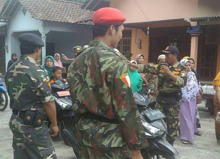 BANSER Srumbung Bantu Amankan Kegiatan Keluarga Besar Muhammadiyah