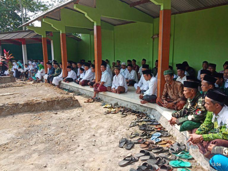 Awali Agenda HSN 2019, NU Srumbung Ziarahi Makam Muasis