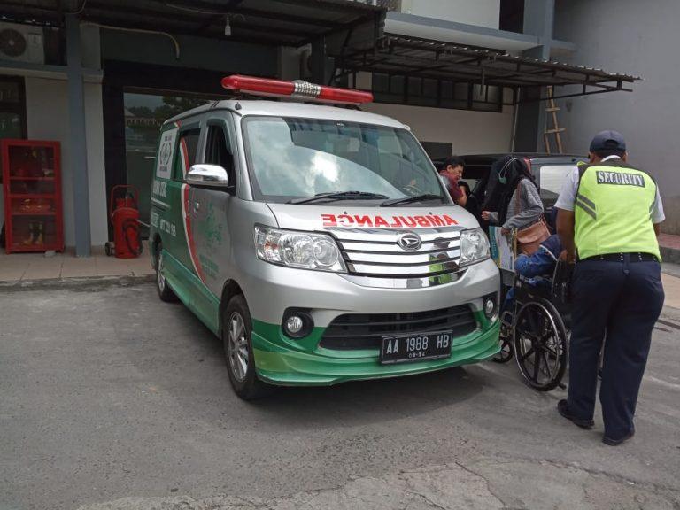 Rekap Januari 2020, Ambulan LazisNU Srumbung layani 184 trip