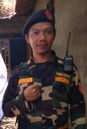 Indra Kurniawan Jabat KASATKORYON BANSER Srumbung