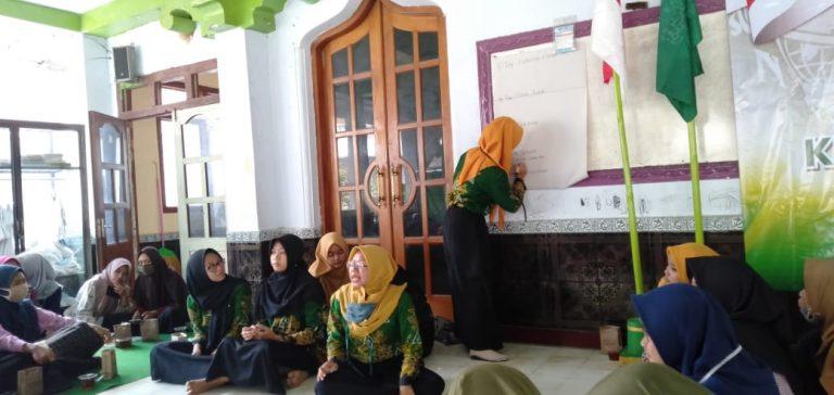 Huda dan Fiya Terpilih Menjadi Ketua IPNU-IPPNU Ranting Srumbung