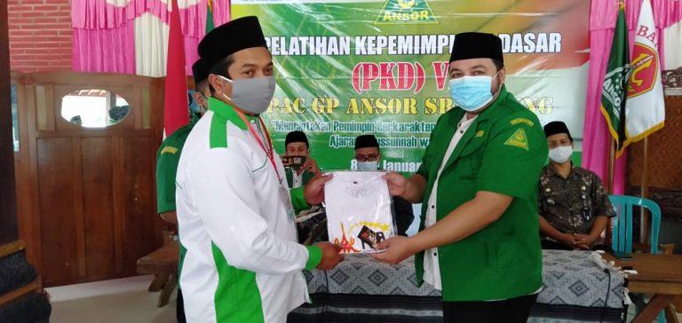 Kades Ngablak dinyatakan Lulus PKD Ansor