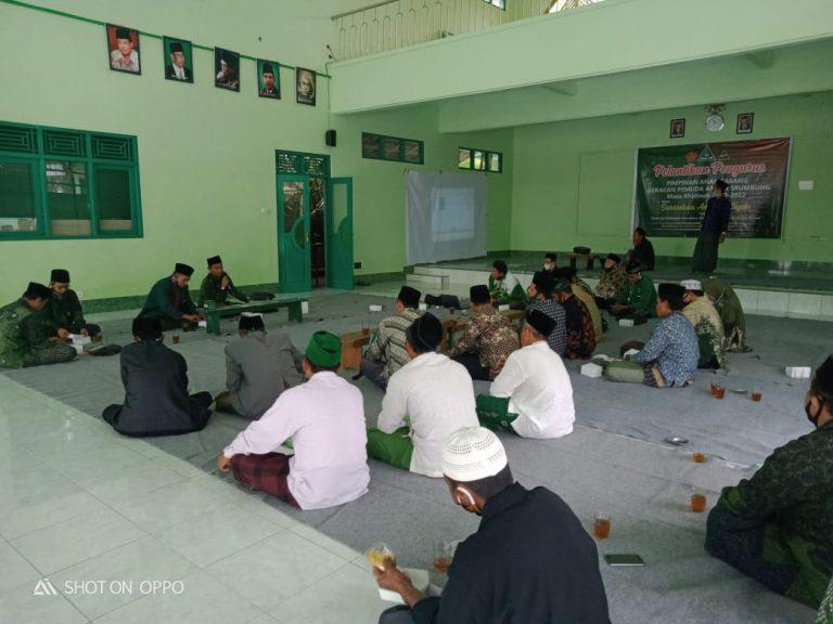 NU Klego Boyolali Studi Banding ke MWC NU Srumbung Magelang